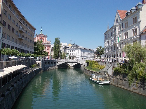 Ljubljana cosa vedere