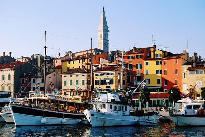 Rovinj Rovigno guida turistica