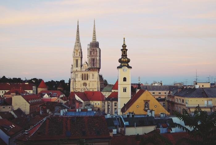 Zagreb Zagabria visita guidata
